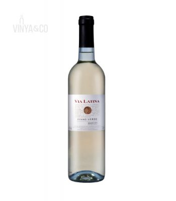 Vino Verde Via Latina Blanco (750 ml)