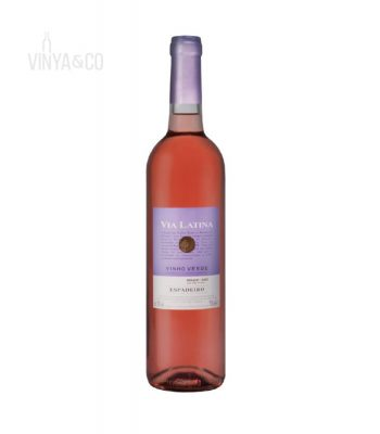 Vino Verde Via Latina Rosado (750 ml)